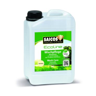 SAICOS Ecoline Wischpflege Konzentrat 5 l - Kanister