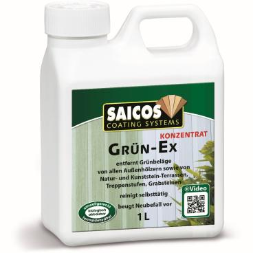 SAICOS Grün-Ex Grünbelagsentferner
