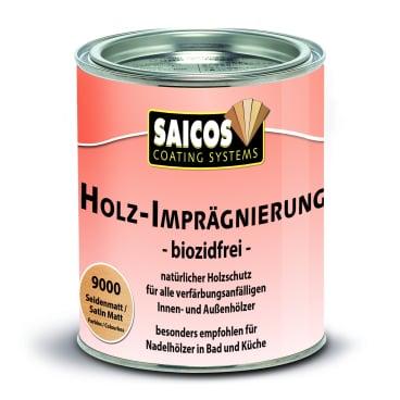 SAICOS Holzimprägnierung biozidfrei, farblos