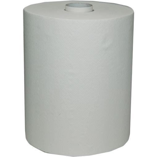 Papierhandtuchrolle Basic, weiß
