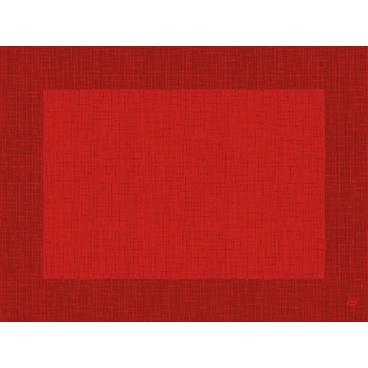DUNI Dunicel Tischsets, rot