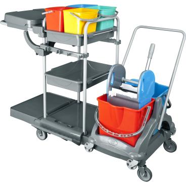Floorstar Reinigungswagen 1 Multi BASIC
