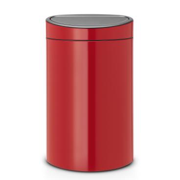 Brabantia TOUCH BIN NEW Abfalleimer, 40 Liter