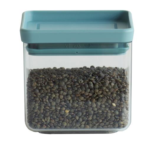 Brabantia Stapelbare Vorratsdose, 0,7 Liter