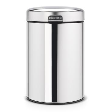 Brabantia NEWICON Wandabfallbehälter, 3 Liter