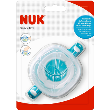 NUK Easy Learning Snack Box