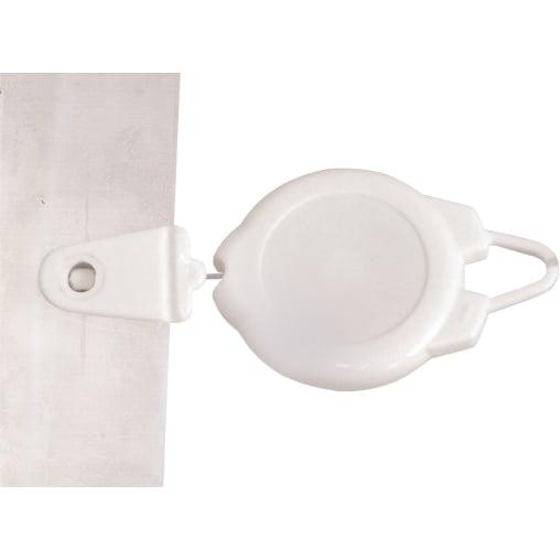 HYGOSTAR® Quick & Clean Zipper Kunststoff