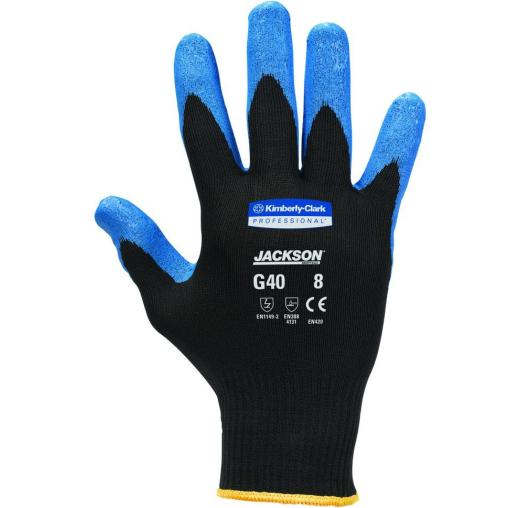 JACKSON SAFETY* G40 Schaumbeschichtete Handschuhe