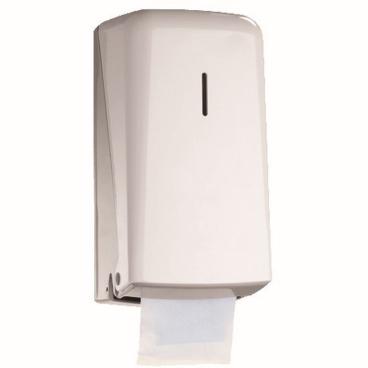 Jofel Toilettenpapierspender AZUR, weiß Material: Kunststoff