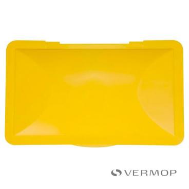 VERMOP Deckel Halterahmen: 70 l, gelb