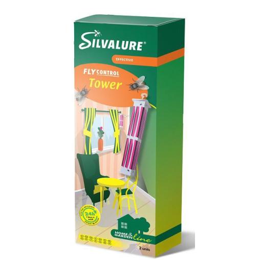 SILVA Fliegenfalle Tower
