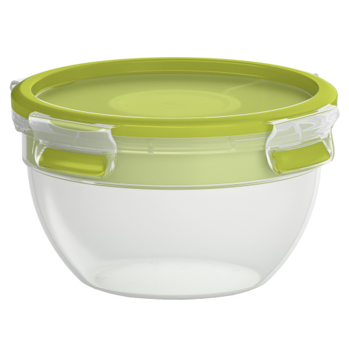 EMSA Clip & Go Salatbox, rund, 1000 ml