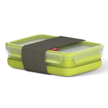 EMSA Clip & Go Lunchbox, rechteckig, 1200 ml