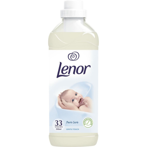Lenor Weichspüler Gentle Touch Pure Care