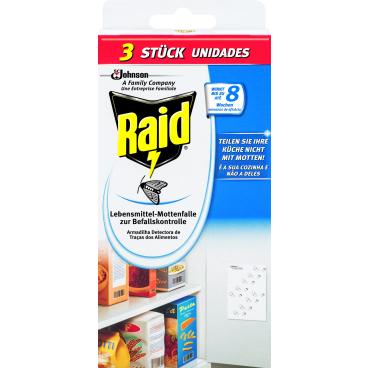 Raid® Lebensmittel-Mottenfalle