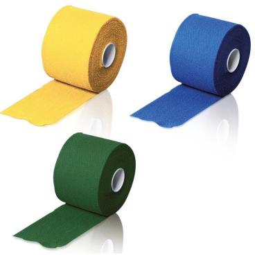 MaiMed® Maielast®- haft glatt color 1 Karton = 36 Schachteln, Breite: 6 cm, gelb