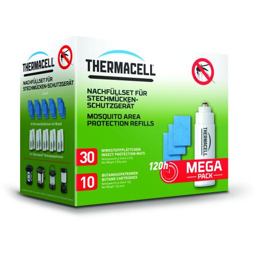 Thermacell® Nachfüllset für Stechmückenschutzgerät