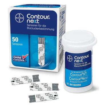 Bayer Vital Contour® Next Sensoren