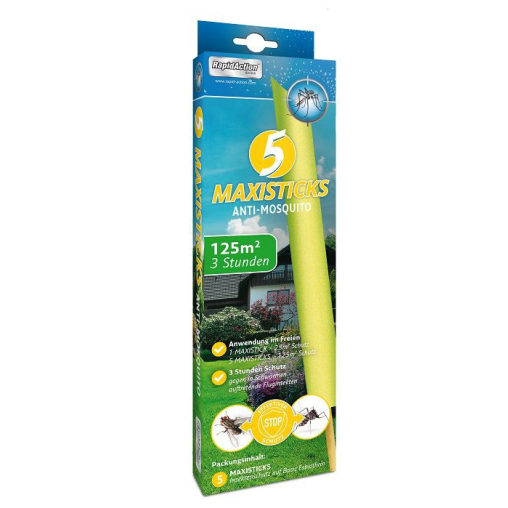 RapidAction Anti-Mosquito Sticks