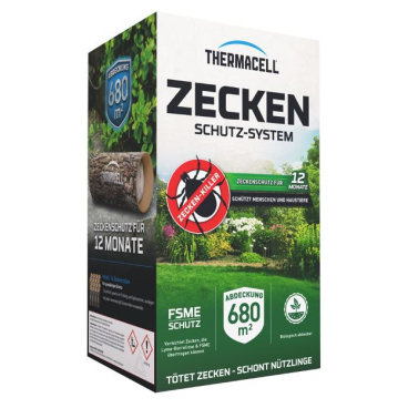 Thermacell® Zeckenschutzsystem