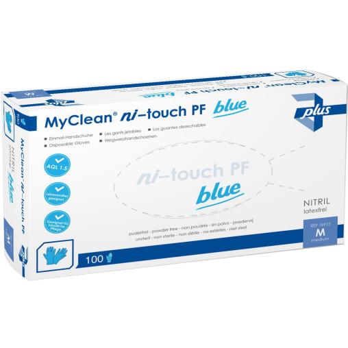 MaiMed® MyClean ni-touch Einmalhandschuhe