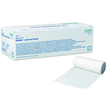 MaiMed®  dauerelastische Binde, universal stretch