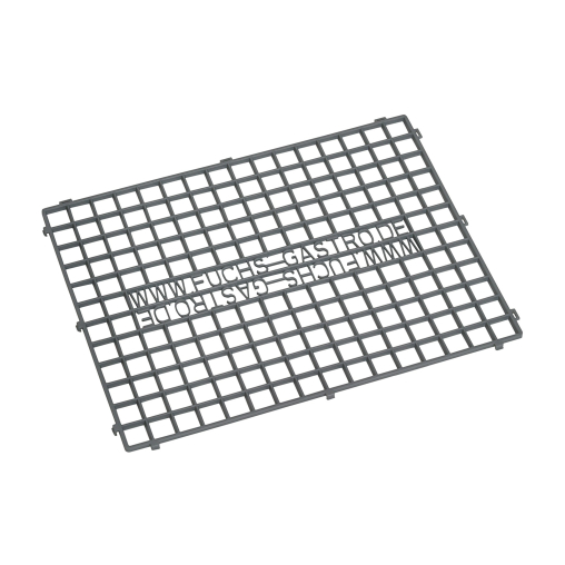 DELFIN® Gläser-Abtropfmatte, 40 x 30 cm