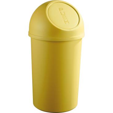 "helit ""the flip"" Push-Abfallbehälter, 45 Liter"