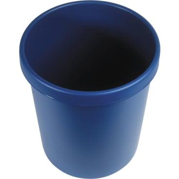 "helit ""the german"" Papierkorb mit Rand, 30 Liter"