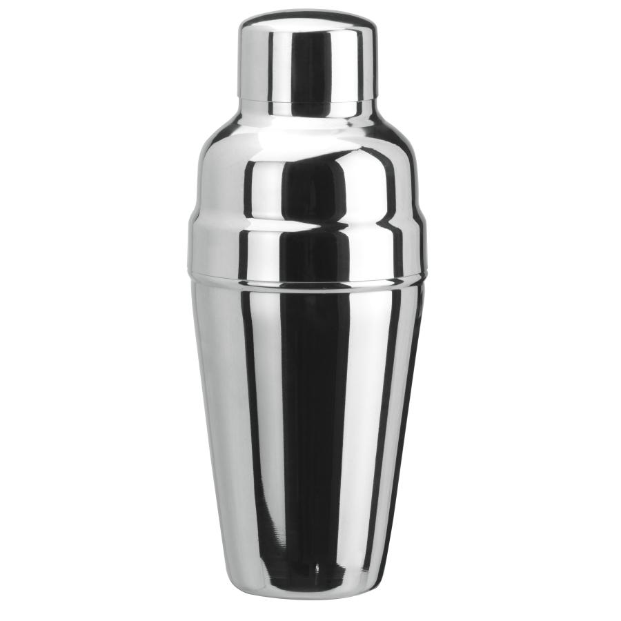 deluxe cocktail shaker mit eisr ckhalter 3 teilig 1 st ck online kaufen. Black Bedroom Furniture Sets. Home Design Ideas