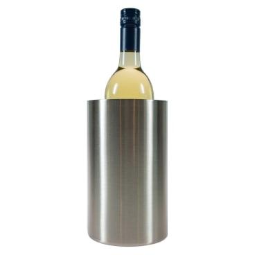 Flaschenkühler, Edelstahl