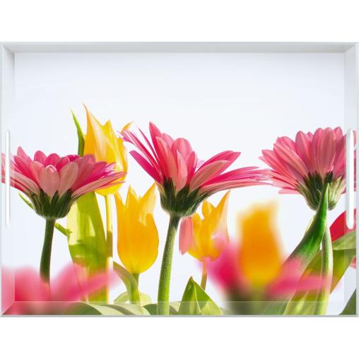 """EMSA Classic Tablett """"Summerflowers"""""""