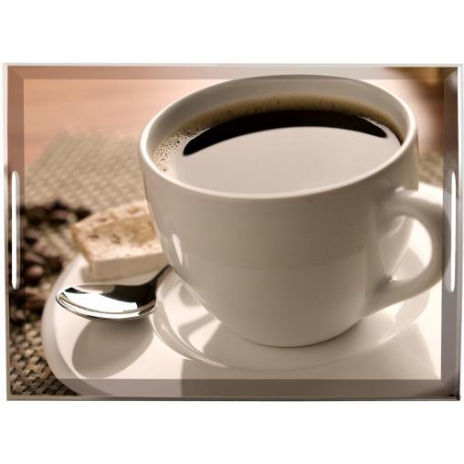 "EMSA Classic Tablett ""Cup of coffee"""