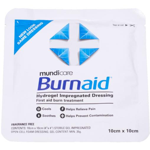 GRAMM medical Brandwund-Gelkompresse