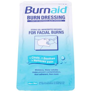 GRAMM medical Brandwund-Gesichtsmaske