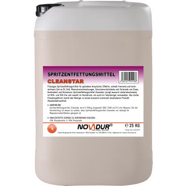 NOVADUR Spritzentfettungsmittel Cleanstar