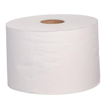 Toilettenpapier Innenabrollung, weiß