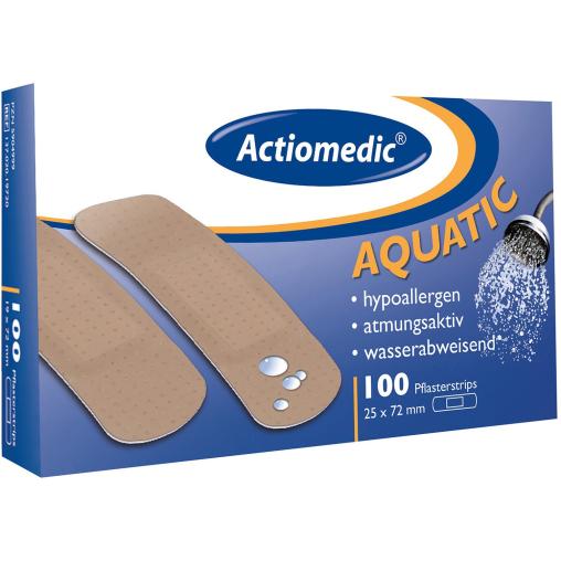 Actiomedic® AQUATIC Pflasterstrips