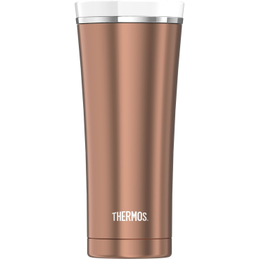 Thermos Premium Isolierbecher Inhalt 470 Ml Farbe Rose Gold