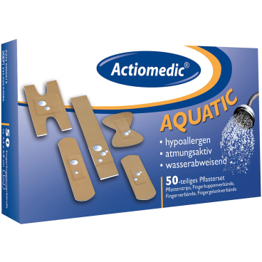 Actiomedic® AQUATIC Pflasterset