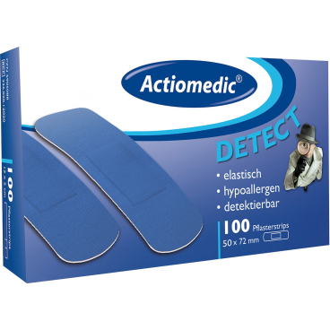 Actiomedic® DETECT+ ELASTIC Pflasterstrips
