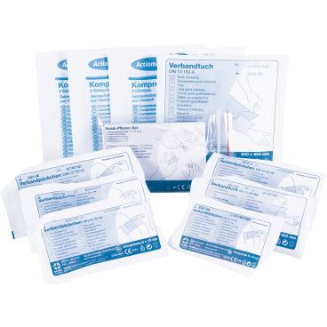 GRAMM medical Sterilprodukte-Austauschset für DIN 13164