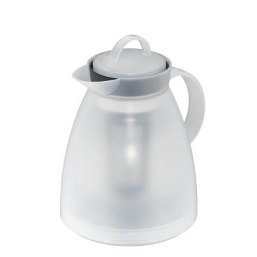 Alfi Isolierkanne Dan Tea, 1 Liter Farbe: weiß