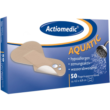 Actiomedic® AQUATIC Fingerkuppenverband