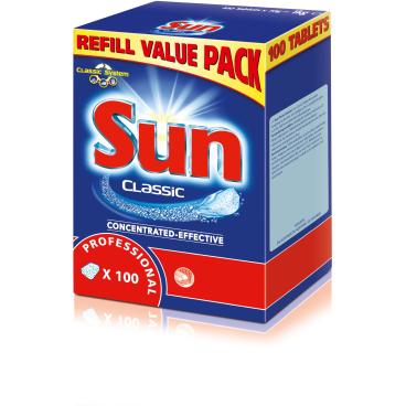 SUN Professional Classic Tabs