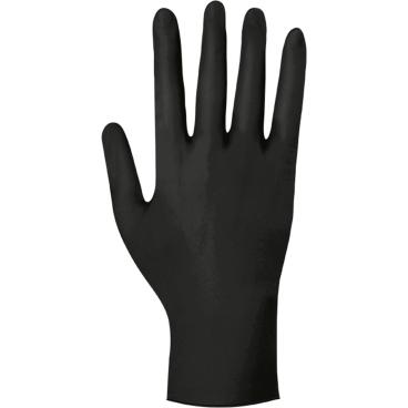 Meditrade Nitril® black Untersuchungs- und Schutzhandschuhe