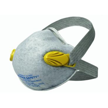 JACKSON SAFETY* R20 FFP2 NR Korb-Kohlenstoff-Atemschutzmaske 1 Spenderbox = 10 Masken