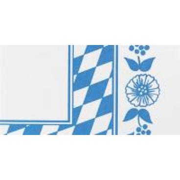 DUNI Motiv-Mitteldecken aus Dunicel Bayer. Raute
