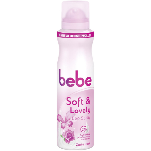 bebe® Young Care Soft & Lovely Deo Spray