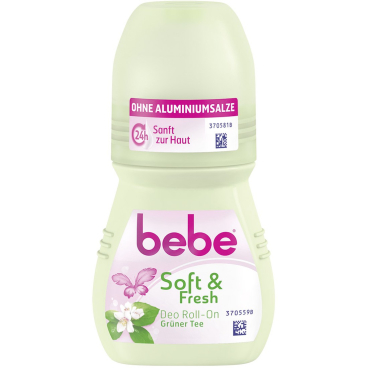 bebe® Young Care Soft & Fresh Deo Roll-on